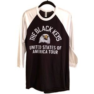 The Black Keys Graphic Tee: Size M